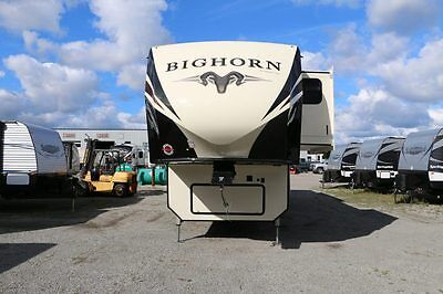 Bighorn 3760EL Fifth Wheel Rear Den Triple Slide RV SPECIAL BUY $52,628.00!!