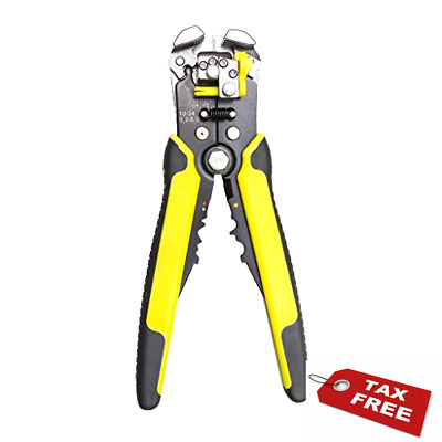Ultimate Self-Adjusting Wire And Cable Stripper Cutter Tool Stripping Hand Tools