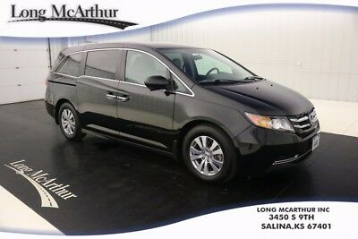 2016 Honda Odyssey SE FWD PASSENGER 4 DOOR MINIVAN INTELLIGENT ACCESS, PRIVACY GLASS, REAR SUNSHADES, FOLD FLAT THIRD ROW SEAT