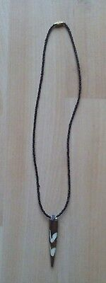 New Hand-Carved Solid Wood Pendant Bead Necklace South Africa