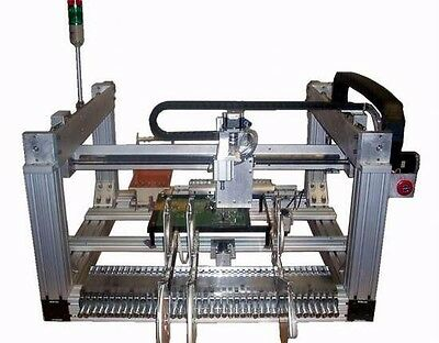 Madell PX-3700 Automatic Pick and Place Machine with Vision and 16 FUJI Feeders