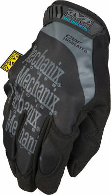 MECHANIX WEAR Insulated RCW-MG-011 Men's Black Gloves  *New *   Med, Large or XL