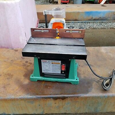 "Grizzly G8693 Mini Shaper 1/2"" Spindle 3/4 Hp"