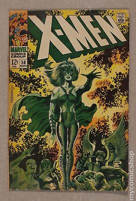 Uncanny X-Men (1963 1st Series) #50 GD+ 2.5