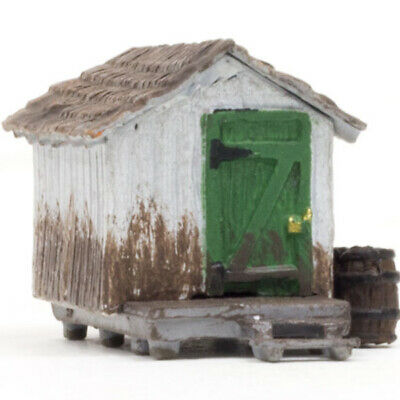 Woodland Scenics BR4948 Wood Shack - N Scale