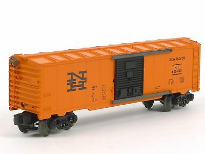 Lionel 6-29292 New Haven 6464 Box Car O Gauge Model Trains Railroads