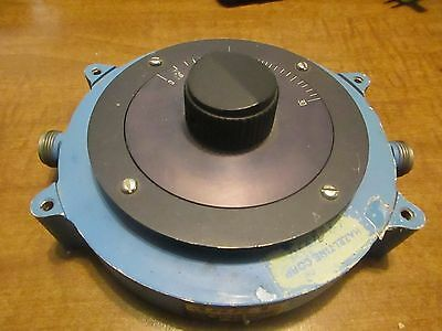 ARRA 3614-30F 0 to 30db Type N (F)  Variable Attenuator
