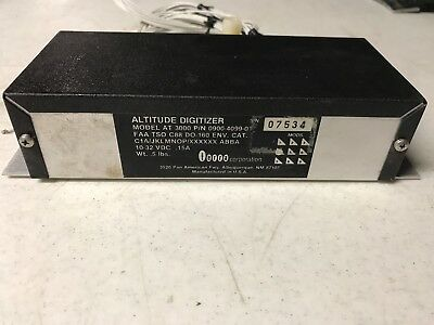 Terra Altitude Digitizer (Altitude Encoder)