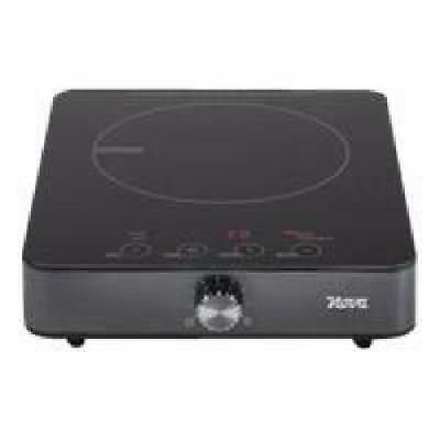 NOVA Plaque de cuisson posable induction ? 1 foyer ? 1800/2000W - Noir