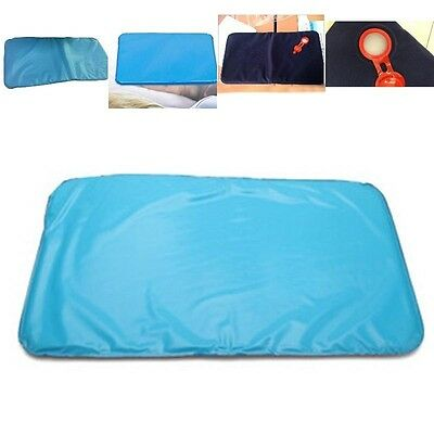 Chillow Therapy Insert Sleeping Aid Pad Mat Muscle Relief Cooling Gel Pillow--