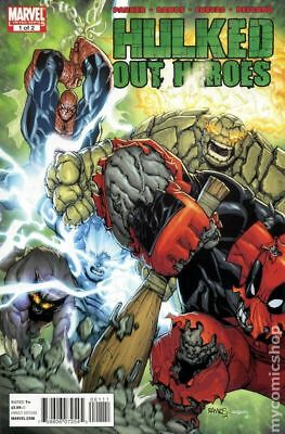 Hulked Out Heroes (2010 Marvel) #1A VF