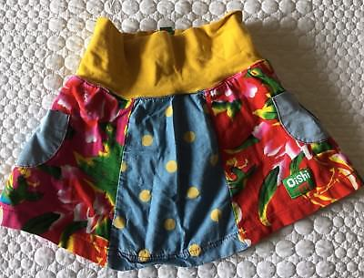Oishi M Skirt With Bloomers 4-5 Years (size runs small), Delightfully Cool