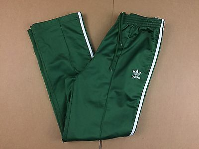 XL VTG Adidas Track Jacket Sweat Pants Trefoil Green  Logo