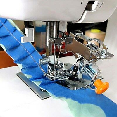 Household Ruffler Presser Foot Low Shank Pleated Sewing Machine Accessories New#