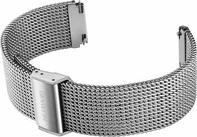NEW Genuine Authentic Huawei W1 Smart Watch Stainless Steel Mesh Strap. SEALED