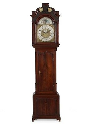 Llanwrst Moonphase  Longcase Clock
