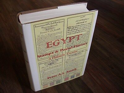 Egypt Stamps & Postal History  von Peter Smith 1999