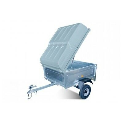 Trailer - Abs Hard Cover For Mp6812 - Mp68124 Lockable Fits
