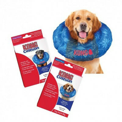 Kong Inflatable cushion collar recovery for dog from surgery adjustable 4 sizes