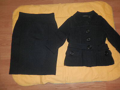 Country Road suit, top & skirt, excellent condition, around sz. 10