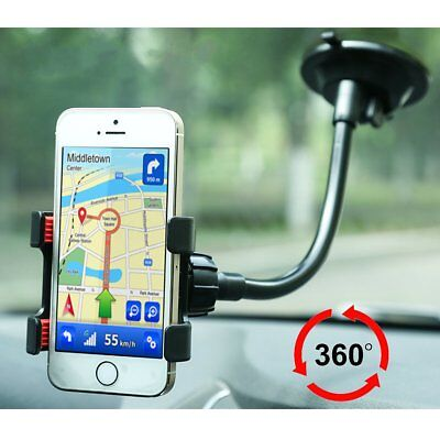 In Car Universal Dashboard Holder Stand Windscreen Suction For IPhone 7 Plus GPS