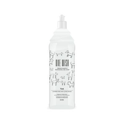 1L ONE WISH Hundeshampoo für Yorkshire Terrier 1000ml
