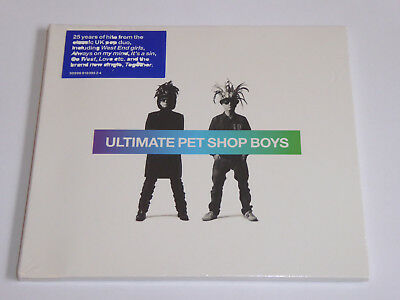 Pet Shop Boys - Ultimate Collection - NEW / SEALED CD ALBUM - The Very Best Of