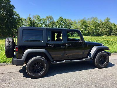 2014 Jeep Wrangler Unlimited Sport 4x4 jeep wrangler unlimited