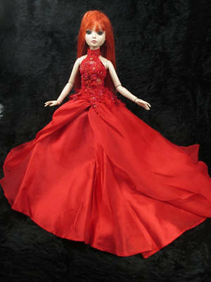 """Handcrafted Outfit beads tutu Dress 16""""doll Tonner Tyler Essential Ellowyne200-1"""