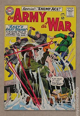 Our Army at War (1952) #153 GD/VG 3.0