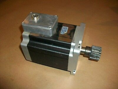 Wantai Stepper Motor 110BYGH150-001   6amps   USED