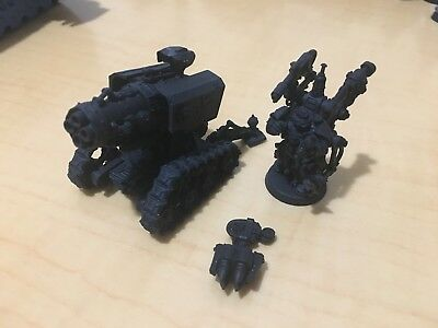 warhammer 40k Space Marine thunder fire cannon