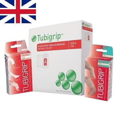 Tubigrip Elasticated Tubular Support Bandage | Select Size and Length