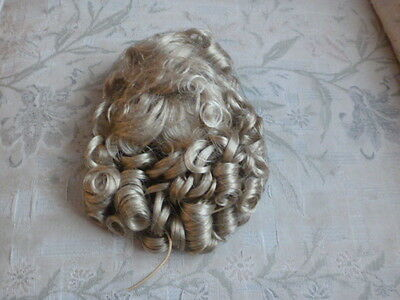 Irish Step Dancing Wig, Blond, Color: Alyssa 22, Very Good Condition