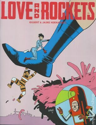 Love And Rockets (2017) Magazine #3 NM