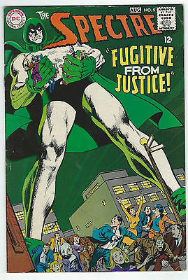 1968 The Spectre #5 (4.5/VG+)) *FREE SHIPPING