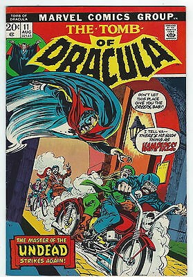 1973 Tomb of Dracula #11 (5.5/FN-) *FREE SHIPPING
