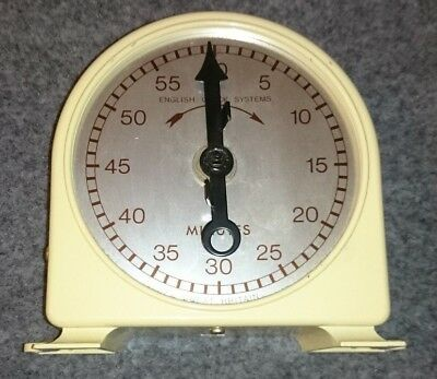 Smiths - English Clock Systems Minute Timer ( MT/2)