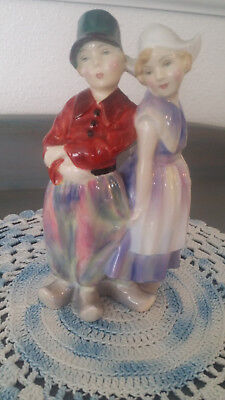 Royal Doulton Figurine Willy Won't He HN2150