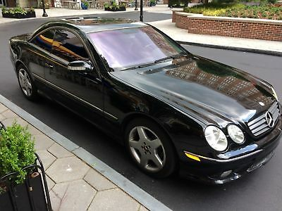 2005 Mercedes-Benz CL-Class CL500 Excellent running condition. Perfect daily driver