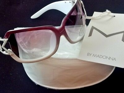 Madonna, White Sunglasses Brand New In Packaging By H&m, Original 2007