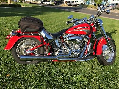 2005 Harley-Davidson Softail  2005 Harley Davidson CVO Screaming Eagle Fat Boy