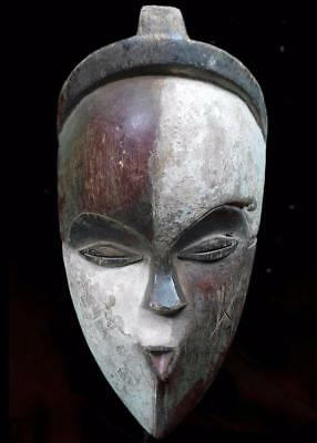 Old Tribal Vuvi Mask  ---  Gabon