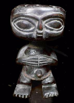 Outstanding  Tribal Pygmy Maternity Figure ---  Cameroon