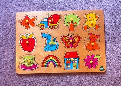 Early Learning Shape Sorter Puzzle