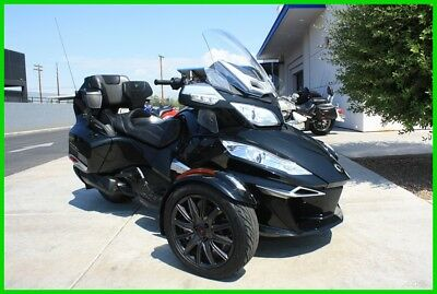Can-Am Spyder  2014 Can-Am Spyder RTS SE6