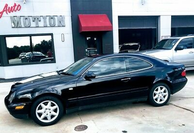 1999 Mercedes-Benz CLK-Class  2000 MERCEDES BENZ CLK 320 - NEW TIRES - FREE WARR - NO RESERVE !