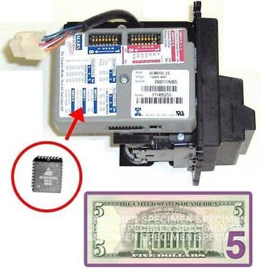 Mars LE3800 2008 $5 update chip - easy to install