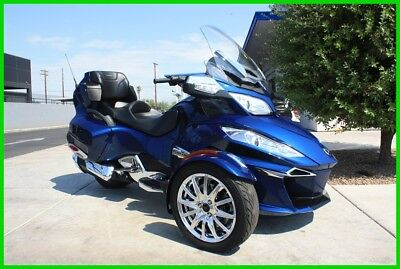 Can-Am Spyder RT  2016 Can-Am Spyder RT Limited SE6