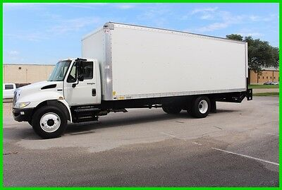 2013 International 4300 only 180k miles WHITE Used